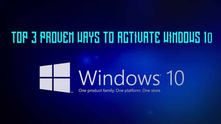 Activate Windows 10 Free