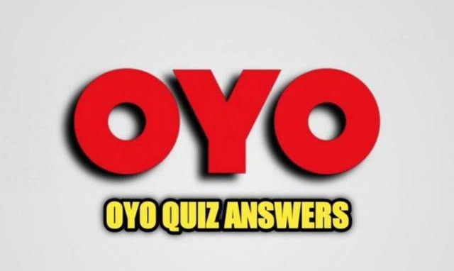 OYO Q Quiz Answers Today